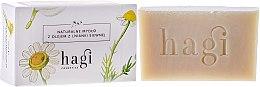 Parfémy, Parfumerie, kosmetika Přírodní mýdlo s olejem ze semen - Hagi Soap