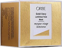 Parfémy, Parfumerie, kosmetika Pleťová maska - Oribe Gold Envy Luminous Face Mask
