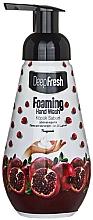 Parfémy, Parfumerie, kosmetika Mycí pěna na ruce Granátové jablko - Aksan Deep Fresh Foaming Hand Wash Pomegranate