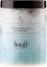 Parfémy, Parfumerie, kosmetika Sůl do koupele s esenciálním olejem z jedle - Hagi Bath Salt