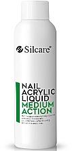 Parfémy, Parfumerie, kosmetika Akrylový roztok - Silcare Nail Acrylic Liquid Standart Medium Action