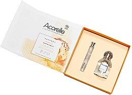 Parfémy, Parfumerie, kosmetika Acorelle Fleur de Vainilla - Sada (edp/50ml + parfum/roll-on/10ml)