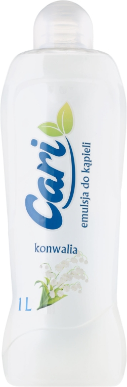 Emulze do koupele Konvalinka - Cari Bath Emulsion