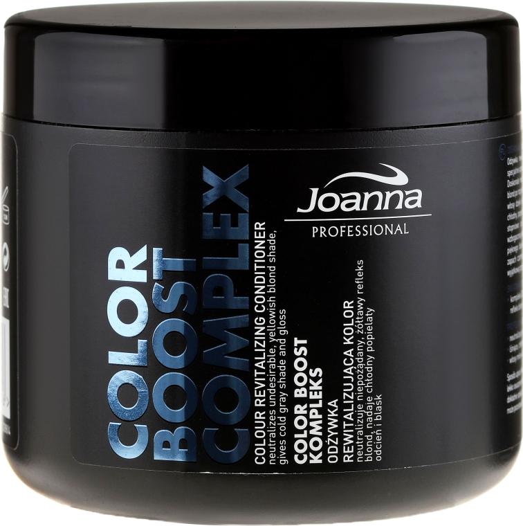 Regenerační kondicionér pro světlé a šedivé vlasy - Joanna Professional Color Revitalizing Conditioner