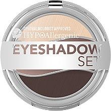 Parfémy, Parfumerie, kosmetika Sada očních stínů - Bell Hypo Allergenic Eyeshadow Set