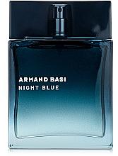 Parfémy, Parfumerie, kosmetika Armand Basi Night Blue - Toaletní voda