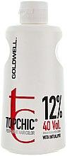 Parfémy, Parfumerie, kosmetika Oxidační činidlo 12% - Goldwell Topchic Developer Lotion