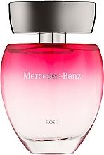 Parfémy, Parfumerie, kosmetika Mercedes-Benz Rose - Toaletní voda