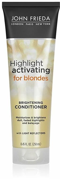 Hydratační aktivující kondicionér - John Frieda Sheer Blonde Highlight Activating Moisturising Conditioner