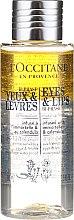 Parfémy, Parfumerie, kosmetika Odstraňovač make-upu pro oči a rty - L'Occitane Eye & Lips Bi-Phase Make-Up Remover