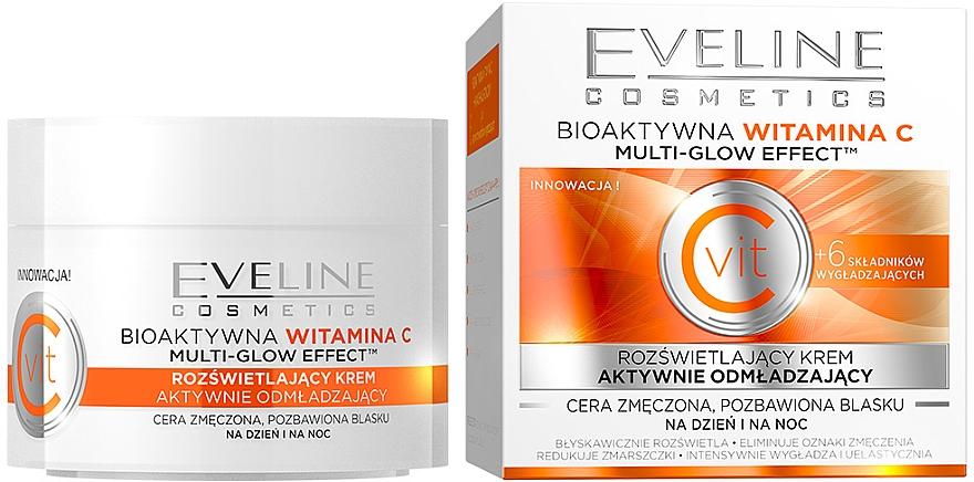 Krém na obličej - Eveline Cosmetics Vit C Face Cream