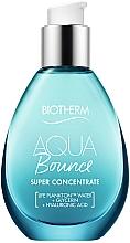 Parfémy, Parfumerie, kosmetika Koncentrát - Biotherm Aqua Bounce Super Concentrate Plump