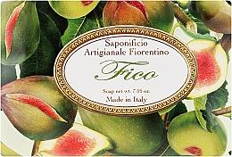 Parfémy, Parfumerie, kosmetika Mýdlo toaletní Fík - Saponificio Artigianale Figs