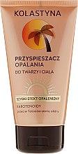 Parfémy, Parfumerie, kosmetika Opalovací posilovač na tělo - Kolastyna Sun Tan Accelerator