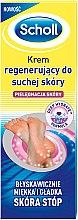 Parfémy, Parfumerie, kosmetika Regenerační krém pro suchou pokožku noh - Scholl Regenerating Cream