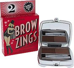 Parfémy, Parfumerie, kosmetika Sada pro modelaci obočí - Benefit Brow Zings (2 -Warm Golden Blonde)