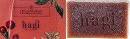 Parfémy, Parfumerie, kosmetika Přírodní mýdlo s marockým jílem a hedvábím - Hagi Soap