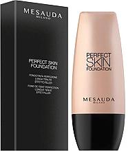 Parfémy, Parfumerie, kosmetika Odolný tónovací krém - Mesauda Milano Perfect Skin Foundation