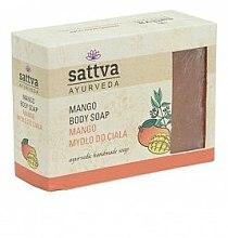 Parfémy, Parfumerie, kosmetika Mýdlo - Sattva Hand Made Soap Mango
