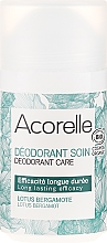"""Parfémy, Parfumerie, kosmetika Osvěžující kuličkový deodorant- péče """"Lotus a bergamot"""" - Acorelle Deodorant Care"""