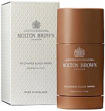 Parfémy, Parfumerie, kosmetika Molton Brown Re-Charge Black Pepper Deodorant - Doodorant