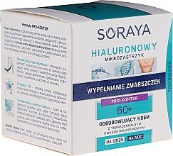Parfémy, Parfumerie, kosmetika Regenerační krém pro den/noc - Soraya Hialuronowy Mikrozastrzyk Restorative Cream 60+