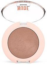 Parfémy, Parfumerie, kosmetika Matné oční stíny - Golden Rose Nude Look Matte Eyeshadow