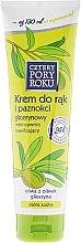 Parfémy, Parfumerie, kosmetika Krém na ruce s olivovým olejem - Cztery Pory Roku Hand Cream