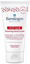 Parfémy, Parfumerie, kosmetika Krém na ruce na suchou pokožku - Barnangen SOS Vard Repairing Cream