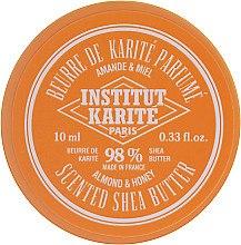 Parfémy, Parfumerie, kosmetika Shea Butter s vůní mandle a medu - Institut Karite Almond Honey Scented Shea Butter