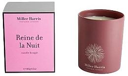 Parfémy, Parfumerie, kosmetika Miller Harris Reine De La Nuit - Parfémovaná svíčka
