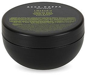 Holicí mýdlo - Acca Kappa LiboCedro Shaving Soap — foto N1