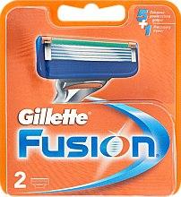 Parfémy, Parfumerie, kosmetika Náhradní kazety na holení - Gillette Fusion