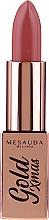 Parfémy, Parfumerie, kosmetika Rtěnka - Mesauda Milano Gold Xmas Lipstick