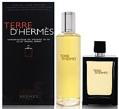 Parfémy, Parfumerie, kosmetika Hermes Terre d'Hermes - Sada (edp/30ml + edp/125ml)