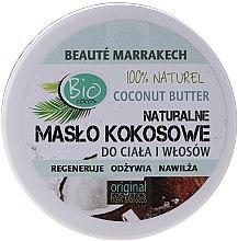 Parfémy, Parfumerie, kosmetika Kokosový olej na tělo a vlasy - Beaute Marrakech Coconut Butter