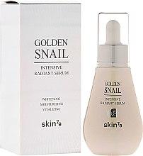 Parfémy, Parfumerie, kosmetika Bělicí sérum - Skin79 Golden Snail Intensive Radiant Serum