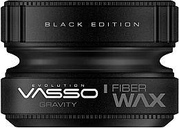 Parfémy, Parfumerie, kosmetika Stylingový vosk - Vasso Professional Hair Styling Wax Gravity Black Edition