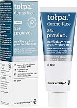 Parfémy, Parfumerie, kosmetika Hydratační denní krém na obličej - Tolpa Provivo 35+ Moisturising Anti-Age Cream