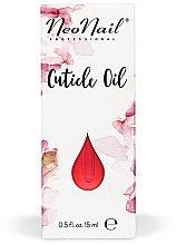 Parfémy, Parfumerie, kosmetika Olej na nehtovou kůžičku Jahoda - NeoNail Professional Cuticle Oil