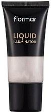 Parfémy, Parfumerie, kosmetika Tekutý rozjasňovač - Flormar Liquid Illuminator