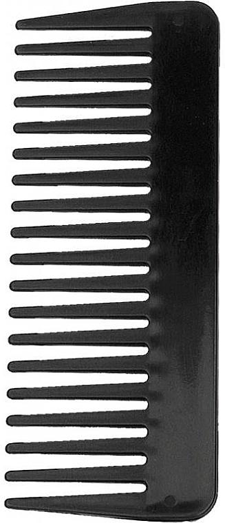 Hřeben na vlasy 15,5 cm, černý - Donegal Hair Comb — foto N1