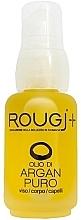 Parfémy, Parfumerie, kosmetika Arganový olej na obličej, tělo a vlasy - Rougj+ Pure Argan Oil