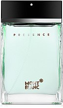 Parfémy, Parfumerie, kosmetika Montblanc Presence - Toaletní voda (tester s víčkem)