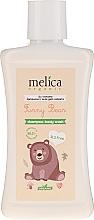 Parfémy, Parfumerie, kosmetika Šampon na vlasy a sprchový gel 2v1 - Melica Organic Funny Bear Shampoo-Body Wash