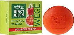 "Mýdlo ""Rajčata a pepř"" - Bialy Jelen Soap Tomato And Pepper — foto N1"