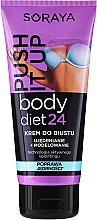 Parfémy, Parfumerie, kosmetika Krém na zpevnění poprsí - Soraya Body Diet 24 Bust cream