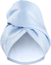 Parfémy, Parfumerie, kosmetika Ručník na vlasy, modrý - Glov Hair Wrap