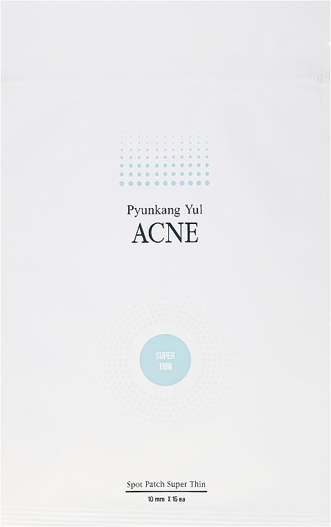 Náplasti proti akné - Pyunkang Yul Acne Spot Patch Super Thin
