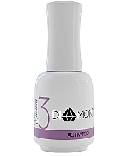 Parfémy, Parfumerie, kosmetika Aktivátor na nehty - Elisium Diamond Liquid 3 Activator